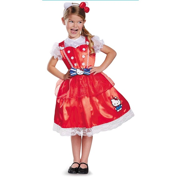 fc66d8ded Hello Kitty Costumes | Sale Costume For Girls Small | Poshmark